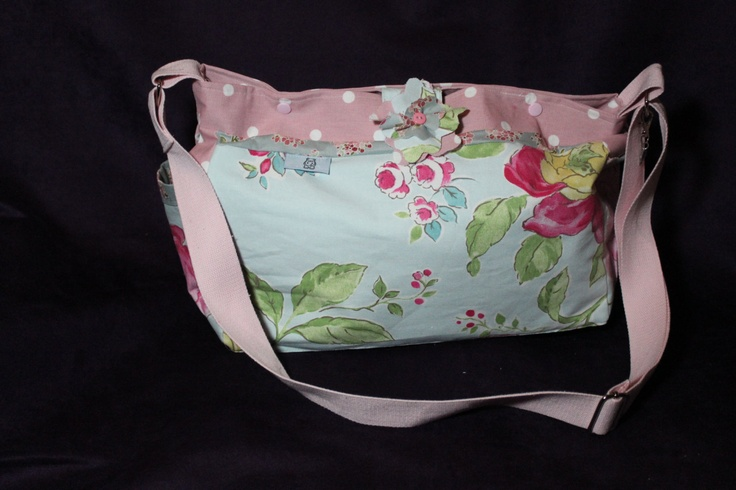 Dimpbag Nappy Changing Bag By Dimplebum. $80.00, via Etsy.