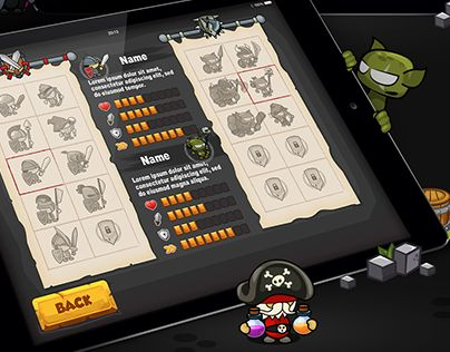 """Check out new work on my @Behance portfolio: """"Tower Defense - Game"""" http://on.be.net/1M26MxI"""