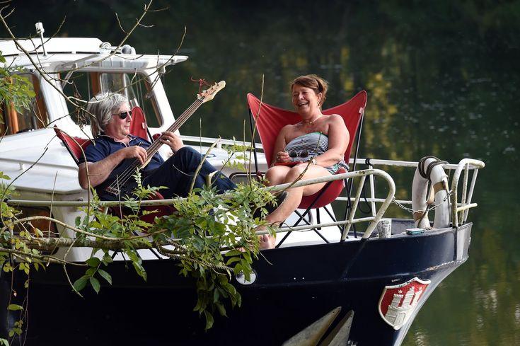 Voel je kapitein en matroos ineen tijdens een vaarvakantie in de Franse Ardennen - Verkeersbureaus.info