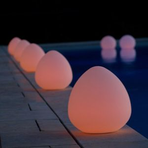 Use ChillLites to enhance your pool, backyard, deck, or any other area inside or out with ChillLites! These indoor/outdoor rechargeable cordless LED lamps can float in the swimming pool.