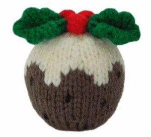 Knitting Pattern For Mini Xmas Pudding : Best 25+ Christmas knitting ideas on Pinterest Knitted ...