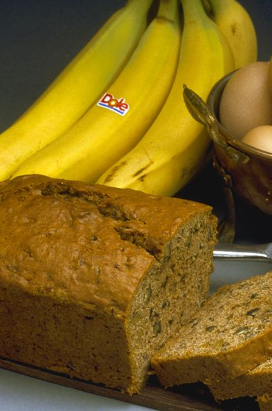 Banana Chia Seed Bread