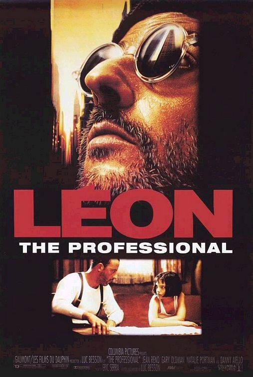 """""""Léon: The Professional"""" AKA """"Léon"""" > 1994 > Directed by: Luc Besson > Thriller / Action Thriller / Coming-of-Age / Buddy Film / Crime / Drama"""