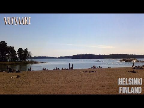 INDIVUE: Helsingin Vuosaaren kauniit merenrannat