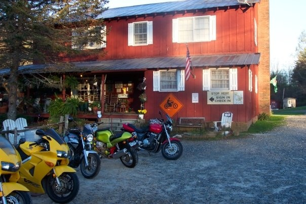 Two Wheel Only Resort in Georgia