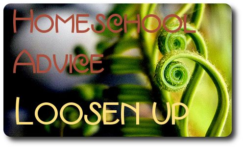 Great tips for new homeschooling moms. Pass it along- We have ALL been there :)