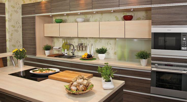 Petra-keittiöt, ovimallit Monax ja Pilvi. | #keittiö #kitchen