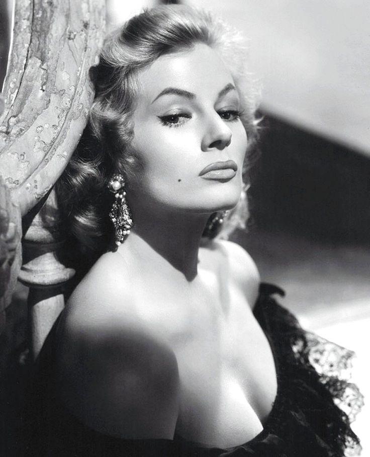 Anita Ekberg, 1958