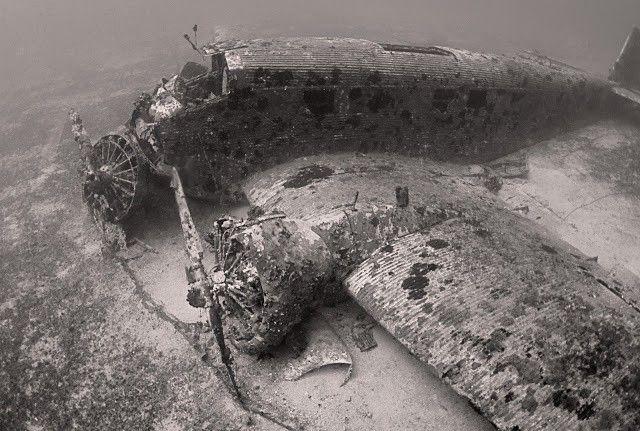 Found! An intact Ju 52 (Werk #6590) ditched in 1943 in the Aegean Sea, Greece - https://www.warhistoryonline.com/guest-bloggers/ju-52-werk-6590.html