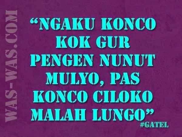 Motivasi Hidup Bahasa Jawa Dengan Gambar Kutipan Teman