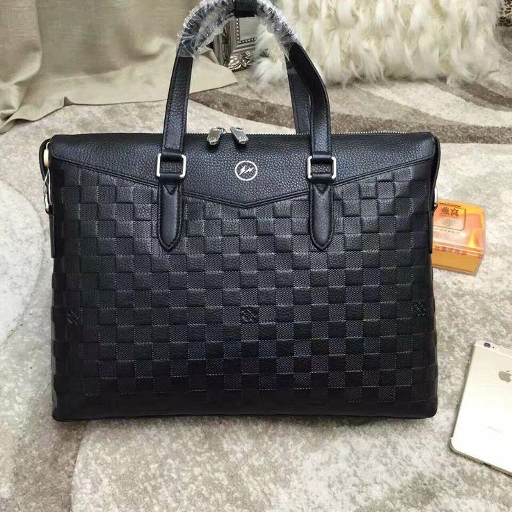 LV Men's bags briefcase (128usd)