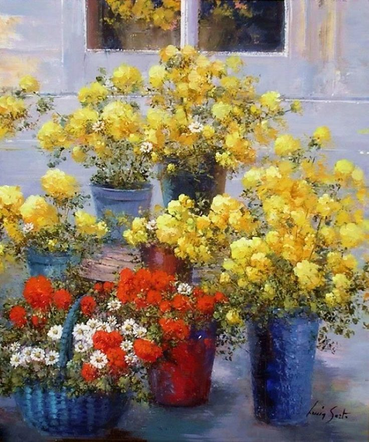 Lucia Sarto, 1950 | Romantic Impressionist painter | Part. 2 | Tutt'Art@ | Pittura * Scultura * Poesia * Musica |
