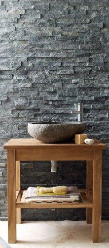Mandarin Stone - Black Quartzite Maxi Splitface Splitface Collection Stone