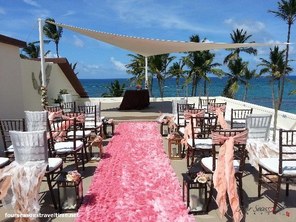 Looking For A More Private Venue Your Destination Wedding Magnificent Rooftop Location At Punta Cana
