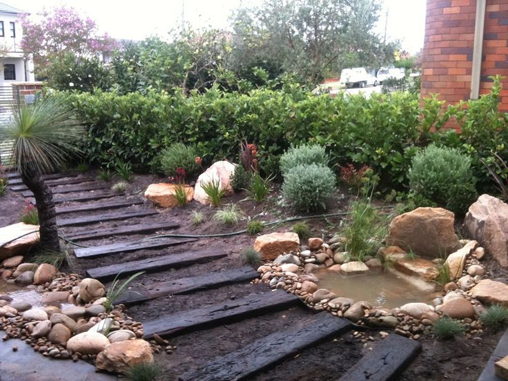 17 best images about outback garden design on pinterest for Native garden designs