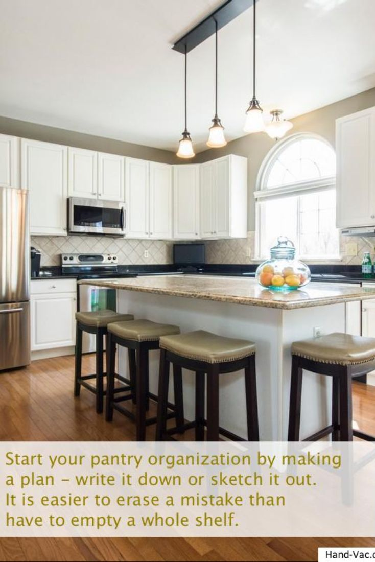 Pantry Organization Start Your Pantry Organization By Making A