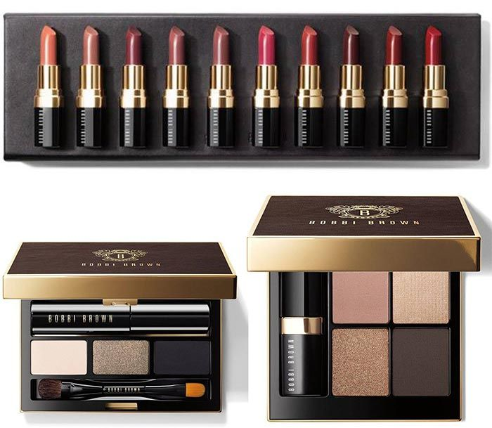Bobbi Brown Holiday 2016 Makeup Gift Sets