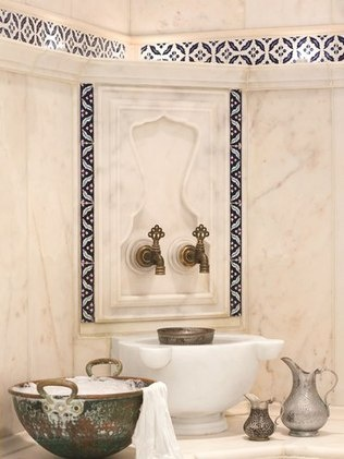 Banho Turco ou Hamam
