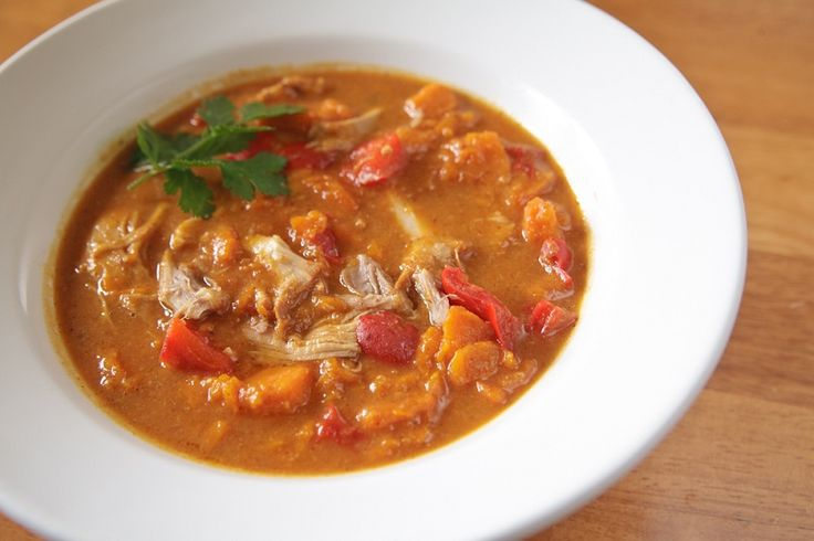Paleo African Turkey Stew