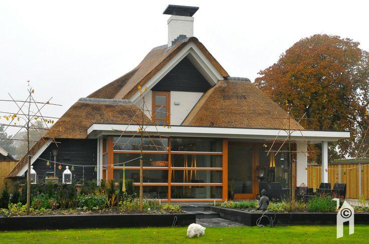 Bekhuis en KleinJan, waarachtig droomhuis - Eigenhuisbouwen.nl