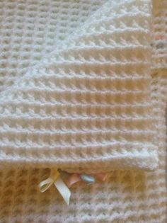 Pattern basics: chain as many as you require for width (or length if you prefer); next row: double crochet in 2nd chain from hook and then every chain to end, chain 2 turn; **DC into top of first double crochet, Front-post DC around next double-crochet** repeat to end, chain 2 turn, next row: this time start with Front-post double crochet then DC repeating to end as previous row. FPDC Tutorial: http://m.youtube.com/watch?v=EwwCBNQRVvI