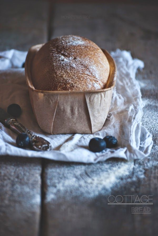 Mon petit bistrot: Paul Hollywood's cottage bread