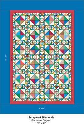 Mystery Quilt - Quilter's World