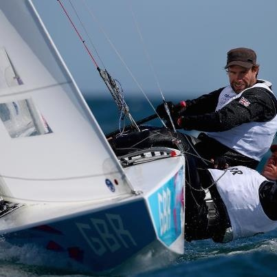 Silver Medal! Iain Percy and Andrew Simpson have secured the first Team GB Sailing medal of the Games! Congratulations guys!