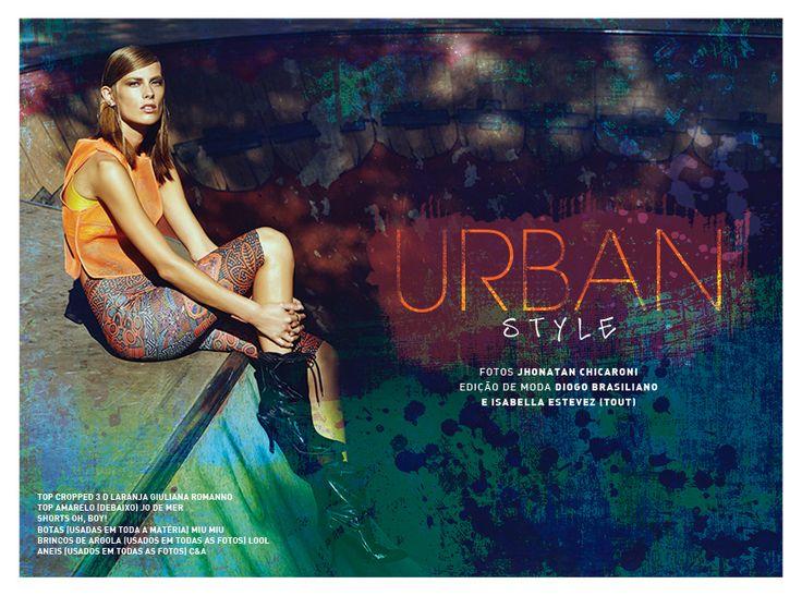 Urban Style // Foto 1 // Shooting // FFW