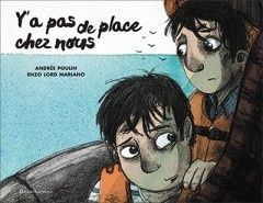 Y'a pas de place chez nous par Andrée Poulin, Enzo Mariano | Jeunesse | 3-6 ans | Leslibraires.ca