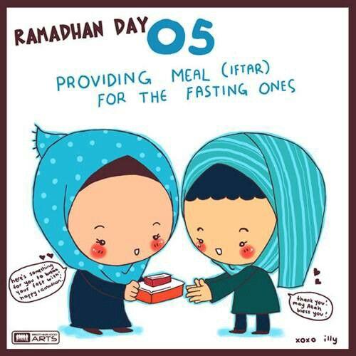 Ramadhan Day 05