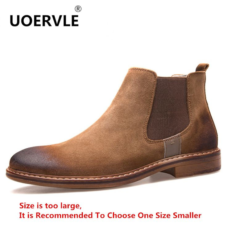 Cheap boots fashion men, Buy Quality boots men directly from China boots men fashion Suppliers: DOLKEARSEN High Chelsea Boots Men Cow Suede Pointed Toe Kanye West Boots Fashion Retro Real Leather Boots Men D160503