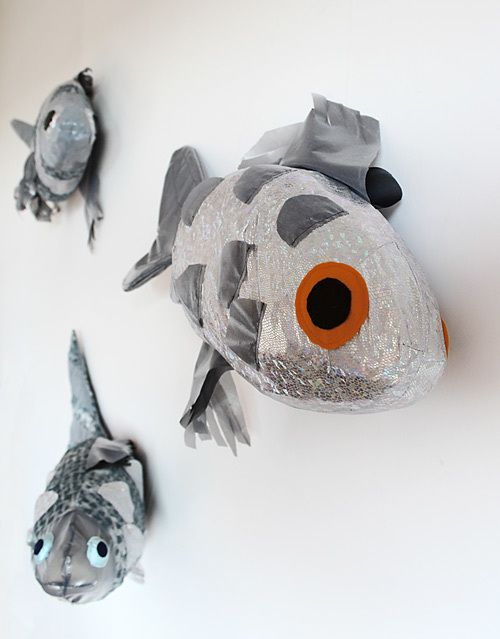 Thumbelina - theater stage props and one doll. by Magda Bielecka, via Behance