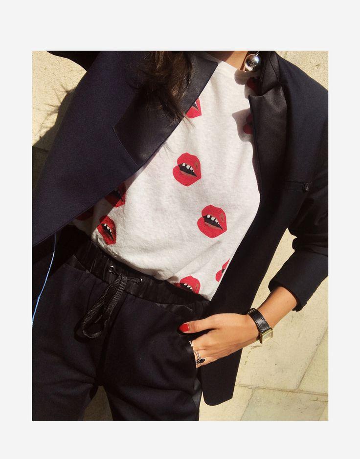 sania claus demina munthe suit aw17 dior slingback shoes copenhagen fashion week_2
