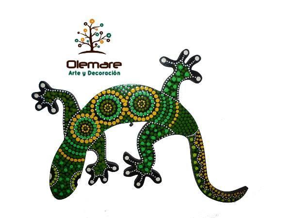 Salamandras Decorativas, Olemare Arte y Decoración.