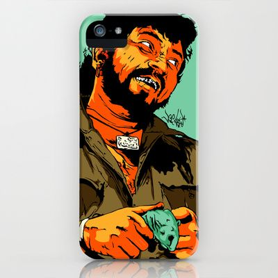 GABBAR iPhone & iPod Case by Vee Ladwa - $35.00
