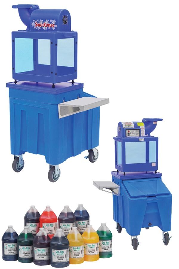 cotton machine rental dc