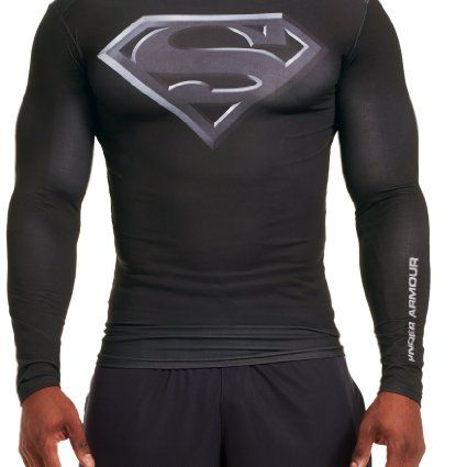 Amazon.com: Under Armour Men's Under Armour® Alter Ego Compression Long Sleeve Shirt: Sports  Outdoors