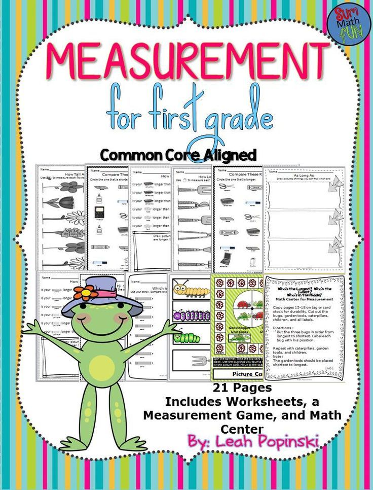 comparing measure Free printable maths teaching resources for measuring and comparing.