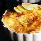 Een heerlijk recept: Vistaart met kabeljauw en garnalen