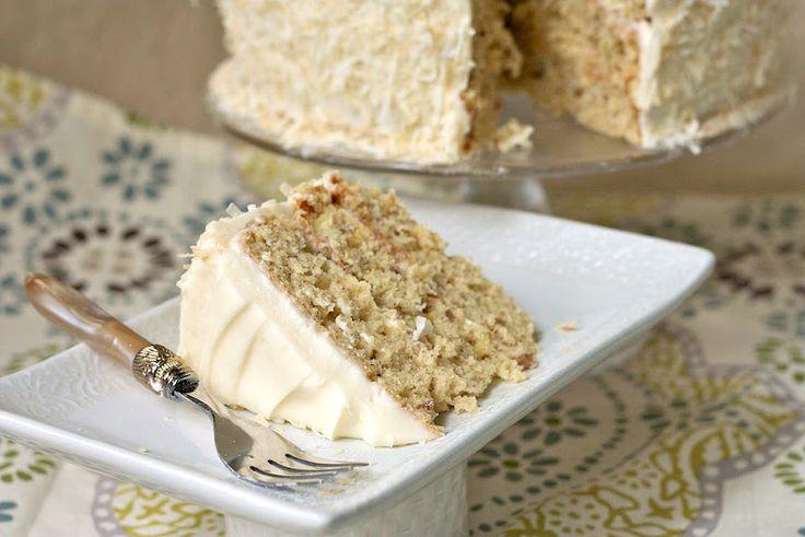 Tropical Hummingbird Cake - Country Cleaver