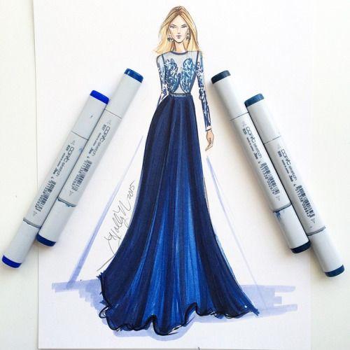hnicholsillustration. Fashion illustration,art, style