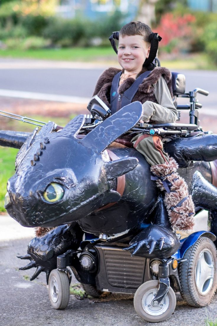 Wheelchair Costumes: Nonprofit Organization Makes Halloween Truly Magical                                                                                                                                                                                 More