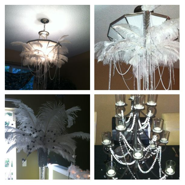 1000+ images about Gatsby Dinner party on Pinterest