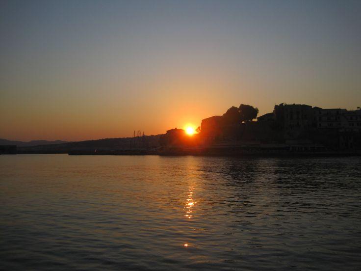 #Sunrise #Chania