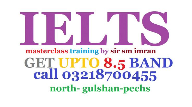 BEST IELTS PREPARATION IN KARACHI BY SIR SM IMRAN THE GENIUS IELTS TEACHER IN KARACHI   http://ieltstechnique.com/	 #IELTSinstituteinKarachi