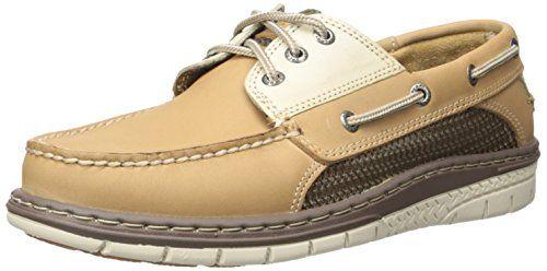 Sperry Top-Sider Men's Billfish Ultralite Boat Shoe, Linen, 11.5 M US