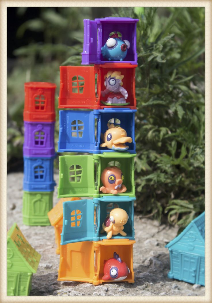 Toys For Life : Zomlings life collectable toys for kids
