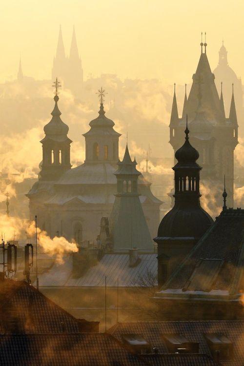 A New Dawn - wnderlst:Prague, Czech Republic