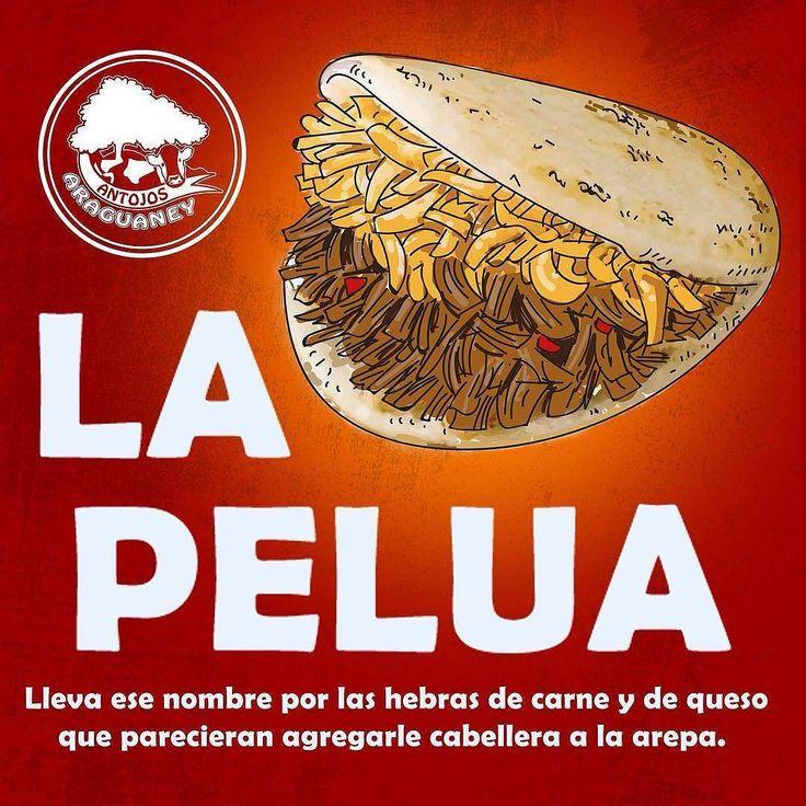 Dinos cuál es tu arepa favorita? La arepa La pelua etiqueta al que siempre pide una pelua. risos morenos y amarillos Ven y disfruta de esta magnifica arepa! En nuestras tiendas Antojos Araguaney Gourmet y en la despensa . . . . . . #lapelua #arepa #antojosaraguaney #saborvenezolano #comida #arte #artevenezolano #diseñovenezolano #venezolanosenmadrid #madrid